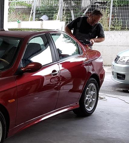 Μεταχειρισμένα Αυτοκίνητα Παπαδημητρίου | Περιποίηση Εσωτερικών & Εξωτερικών μερών | Φανοποιός