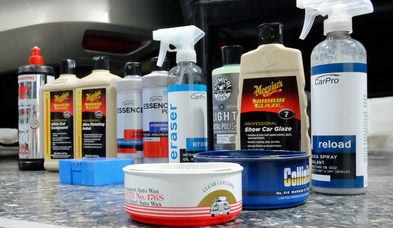 Μεταχειρισμένα Αυτοκίνητα Παπαδημητρίου - Eργαλεία Περιποίησης - Υγρός Καθαρισμός