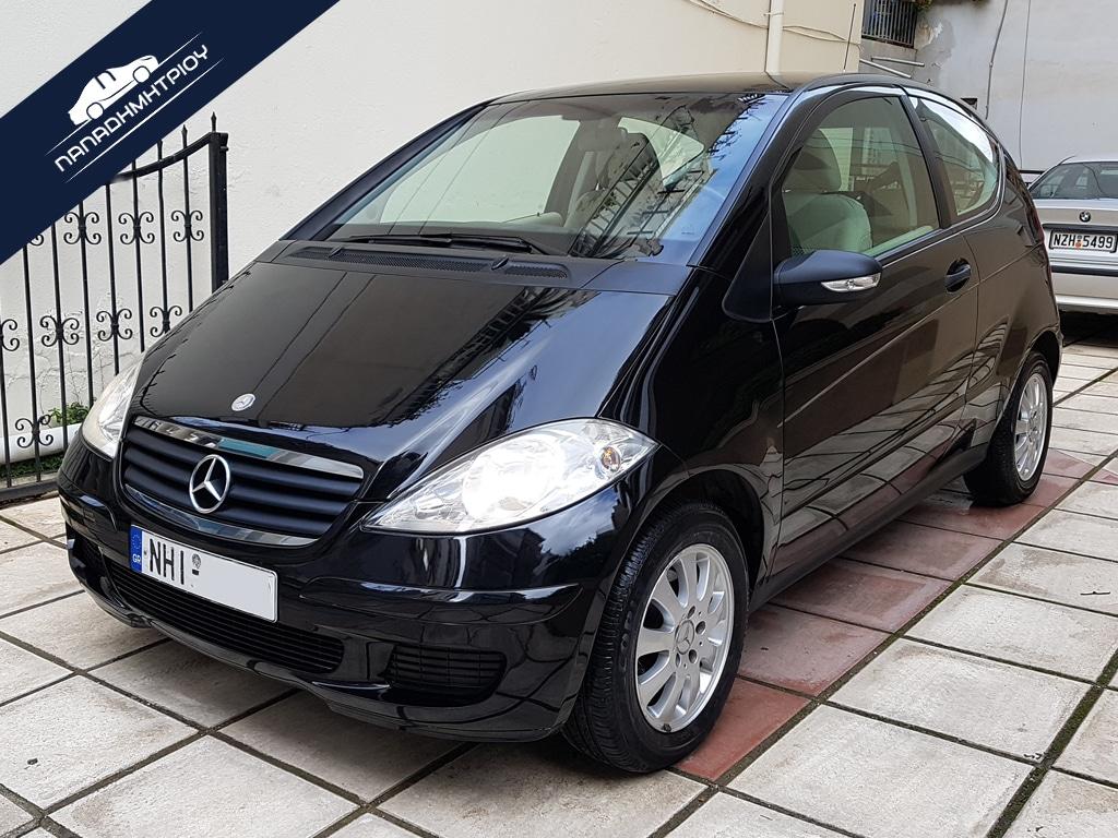 Mercedes-Benz A150 w169