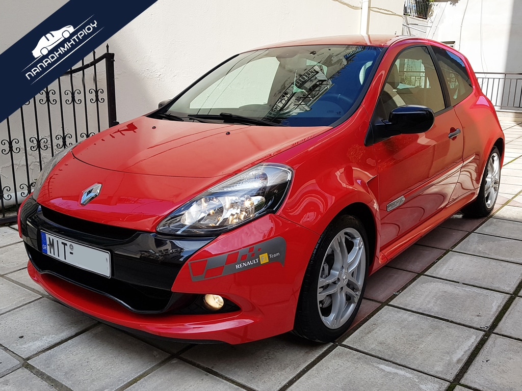 Renault Clio RS mk3 phase2
