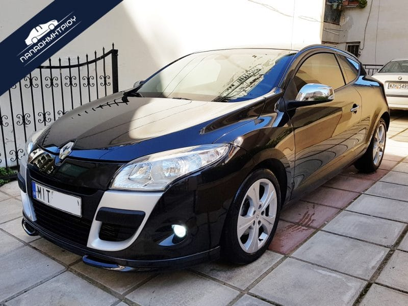 Renault Megane Coupe 1.4 Tce '10