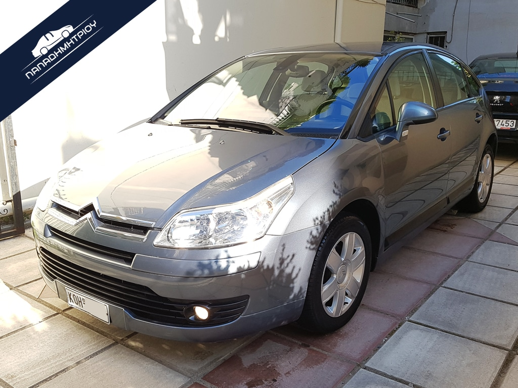 Citroen C4 SX pack 1.6 '05